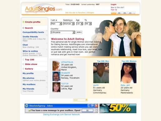 adultsingles.com thumbnail