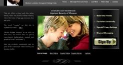 lesbiancougardating.com thumbnail