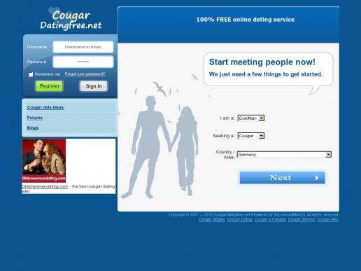 cougardatingfree.net thumbnail