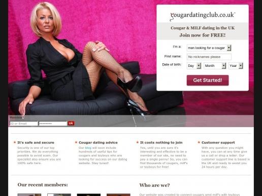 cougardatingclub.co.uk thumbnail