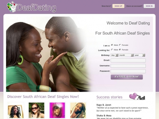deafdating.co.za thumbnail