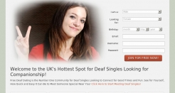 freedeafdating.co.uk thumbnail