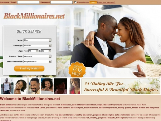 BlackMillionaires.net thumbnail