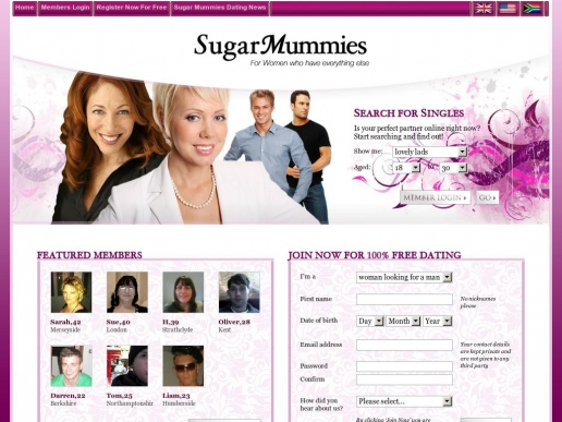 Best Sugar Baby Dating Websites on the Web