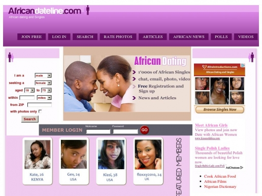 africandateline.com thumbnail