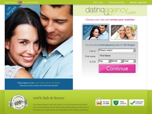 Usa dating agency