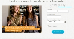 citysocialising.com thumbnail