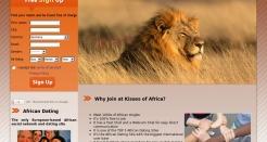 kissesofafrica.com thumbnail