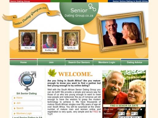 seniordatinggroup.co.za thumbnail