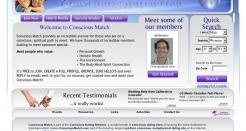 consciousmatch.com thumbnail