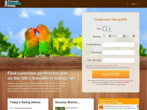 friendsreuniteddating.co.uk thumbnail
