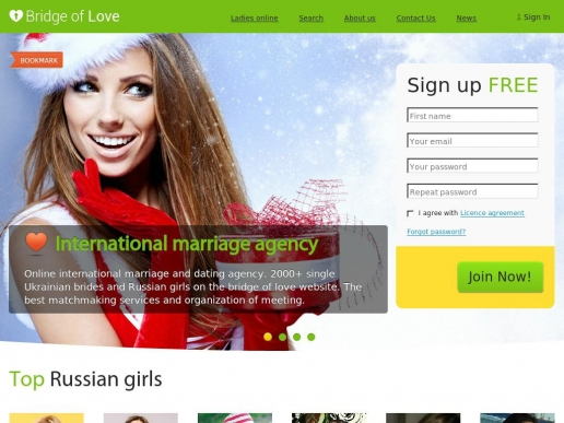 bridge of love dating site review