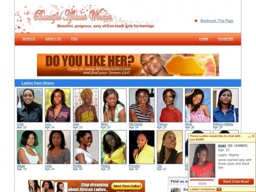 beautifulafricanwomen.net thumbnail