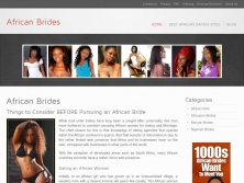 africanbrides.org thumbnail