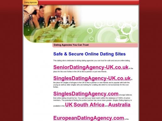 datingagency-uk.co.uk thumbnail