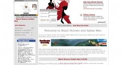 blackwomenitalianmen.it thumbnail
