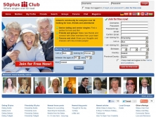 50plus-club.ie thumbnail