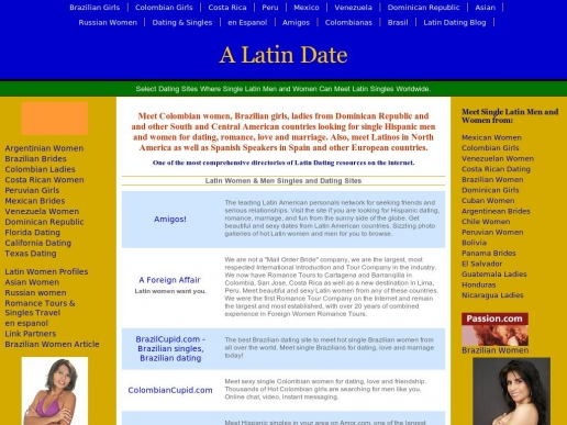 latindate.net thumbnail