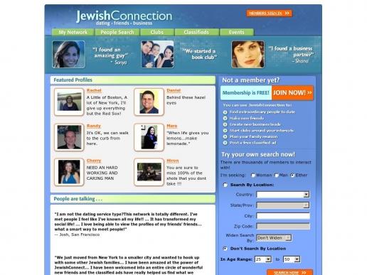 jewishconnection.com thumbnail