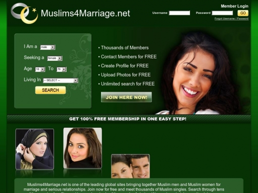 muslims4marriage.net thumbnail