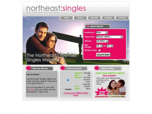 northeastsingles.co.uk thumbnail