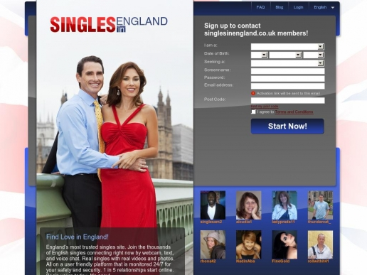 singlesinengland.co.uk thumbnail