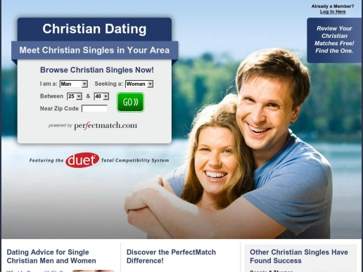 christianperfectmatch.com thumbnail