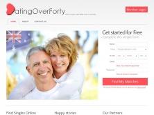 datingoverforty.com thumbnail