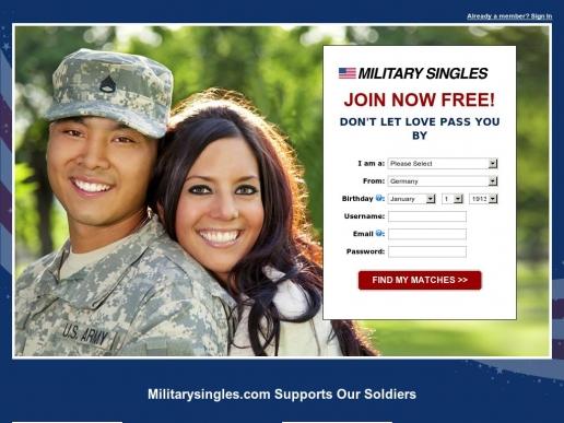 Militarysingles