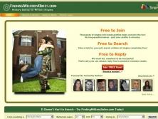 findingmilitarydates.com thumbnail