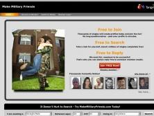 makemilitaryfriends.com thumbnail