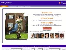 militarymatcher.com thumbnail