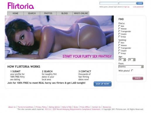 flirtoria.com thumbnail