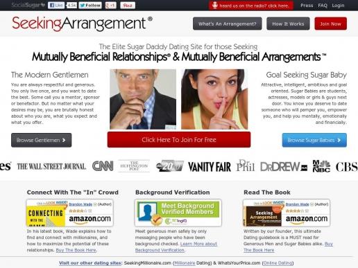 Seekingarrangement.com thumbnail