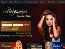 aleksandrarussiandate.com thumbnail