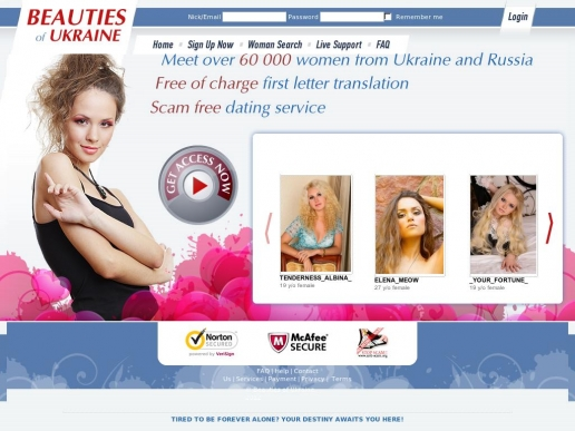 beauties-of-ukraine.com thumbnail