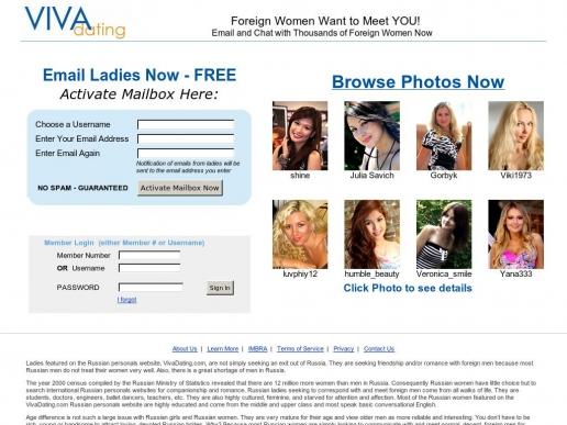 vivadating.com thumbnail
