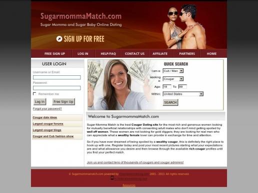 Sugarmommamatch.com thumbnail
