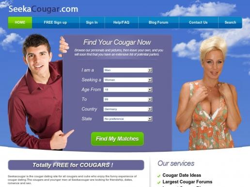 seekacougar.com thumbnail