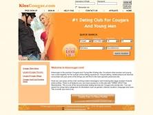 kisscougar.com thumbnail