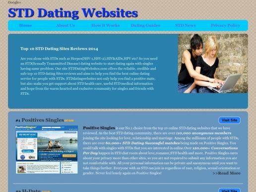 stddatingwebsites.com thumbnail