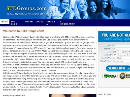 stdgroups.com thumbnail
