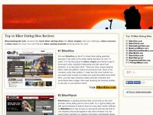 bikerdatingsite.info thumbnail