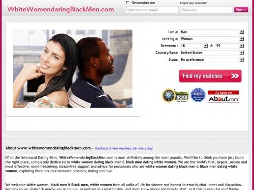 whitewomendatingblackmen.com thumbnail