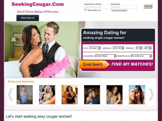 seekingcougar.com thumbnail