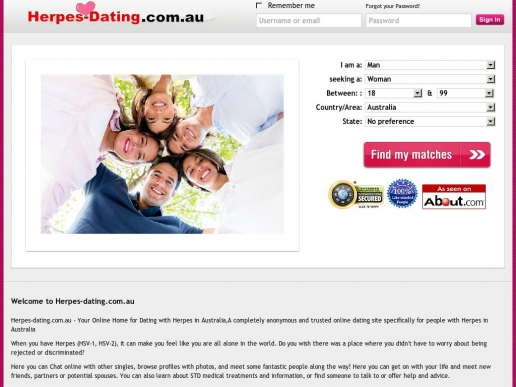 herpes-dating.com.au thumbnail