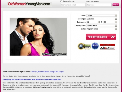 oldwomanyoungman.com thumbnail