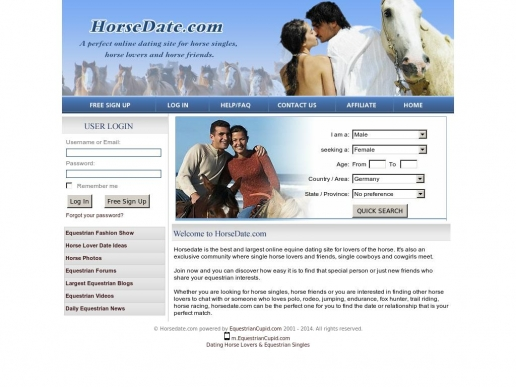 horsedate.com thumbnail