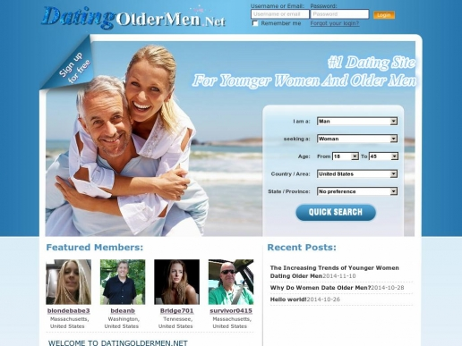 DatingOlderMen.net thumbnail