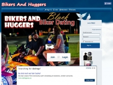 bikersandhuggers.com thumbnail